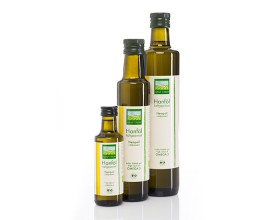 High-quality organic hemp oil