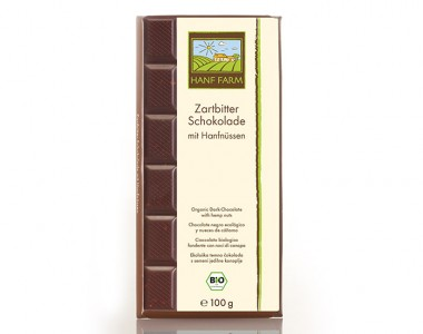 Organic dark chocolate 100g